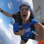 Skydiving For Leukemia